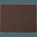 Set de table en lin et coton brun ombre 36x48cm-MILA