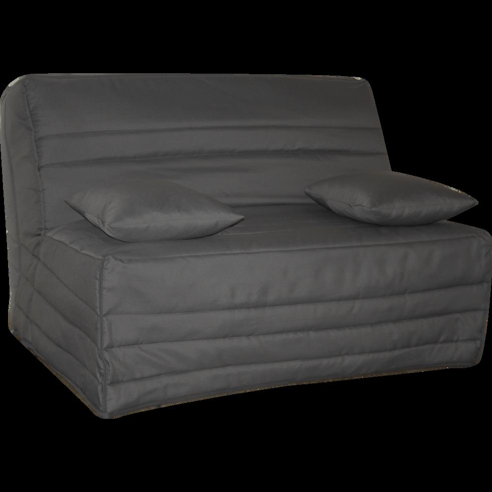 housse de bz l140cm gris clair ha ti housses de clic. Black Bedroom Furniture Sets. Home Design Ideas