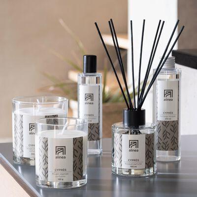 Bougie parfumée 160g-CYPRES