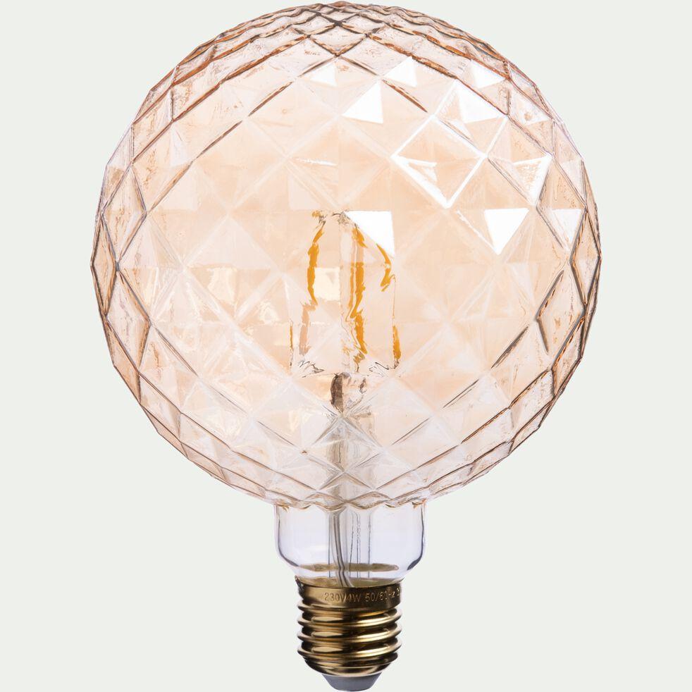 Ampoule décorative LED D12,5cm culot E27-PIN
