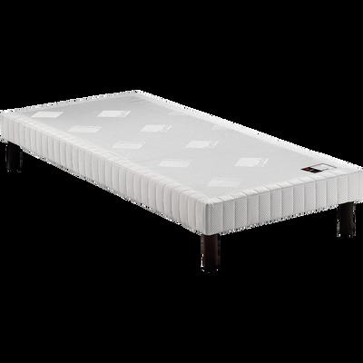 Sommier tapissier Epeda 15 cm - 90x190 cm-PORTO