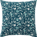 Parure de lit en coton motifs œillets - 240x220 & 63x63 cm-RACHEL