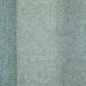 Rideau chambray vert cèdre 140x250cm-CORBIERE