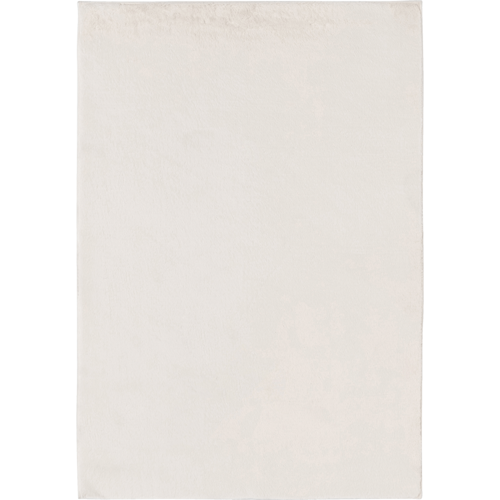 tapis imitation fourrure blanc ventoux robin 150x200 cm catalogue storefront alin a alinea. Black Bedroom Furniture Sets. Home Design Ideas