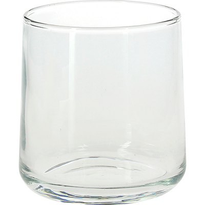 Verre à eau transparent 26cl-H2O