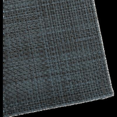 Set de table en PVC bleu 30x45cm-TALAS