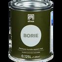 Peinture acrylique mate multi-supports 0.125L gris borie-PEINTURE