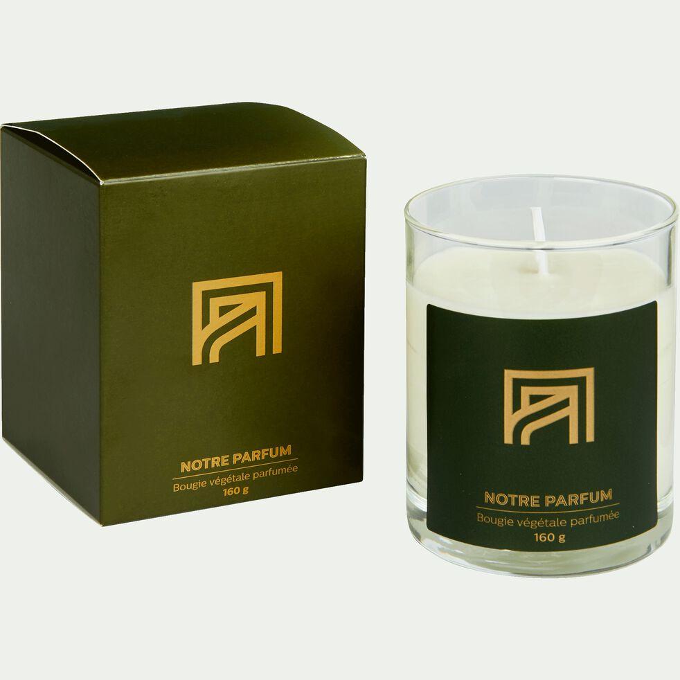 Bougie parfumée senteur Notre Parfum 160g-SIGNATURE