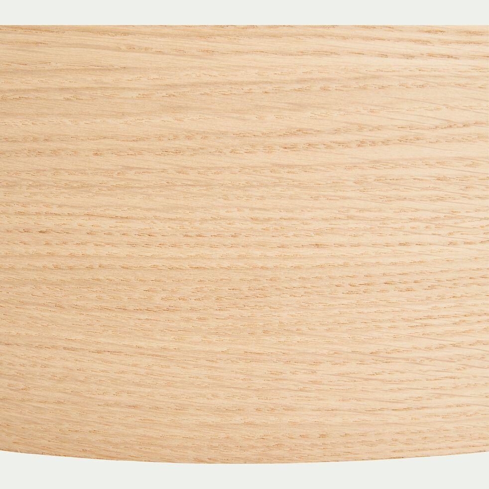 Abat-jour en chêne D40cm-NATURE