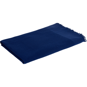 Drap de bain coton et lin 100x150 cm-ALES