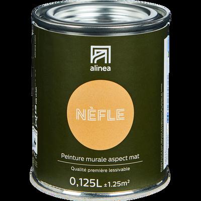 Peinture acrylique mate multi-supports 0.125L beige nèfle-PEINTURE