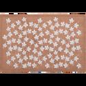 Set de table en jute à motif figuier 30x45cm-UZES