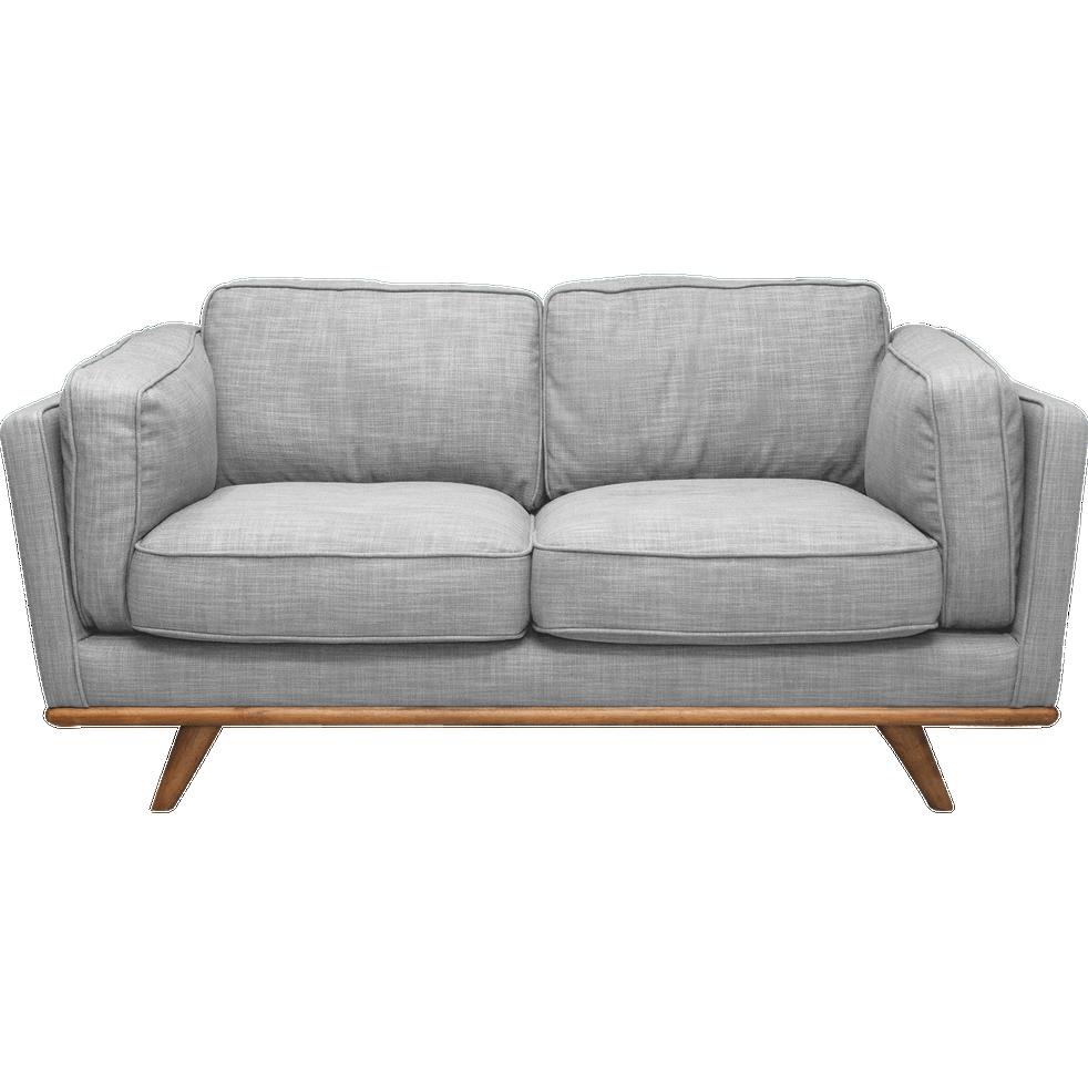 canap 2 places fixe en tissu gris chin clair astoria catalogue storefront alin a alinea. Black Bedroom Furniture Sets. Home Design Ideas