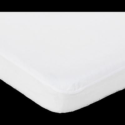 Protège matelas 90x140cm imperméable en coton pour lit évolutif-NINA