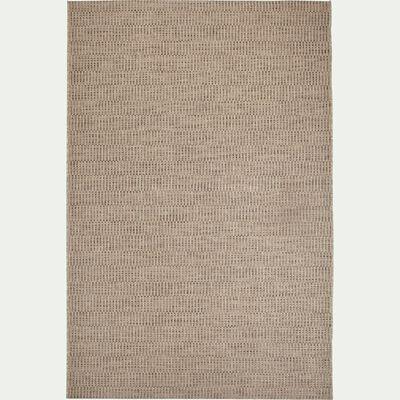 Tapis intérieur et extérieur - beige 200x290cm-LUBERON