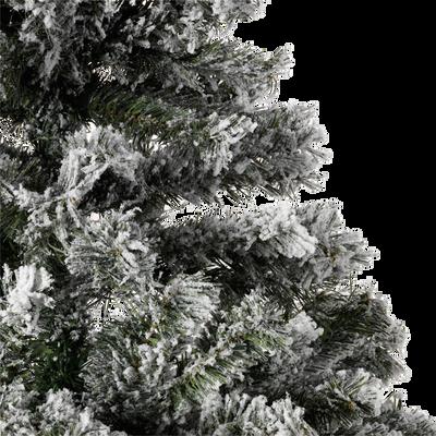Sapin artificiel enneigé H180cm-MONT BLANC