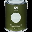 Peinture acrylique mate multi-supports 1L vert olivier-PEINTURE