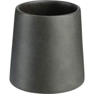 Gobelet en grès gris anthracite 26cl-ABYSSE