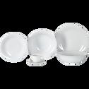 Saladier en porcelaine qualité hôtelière-Eto