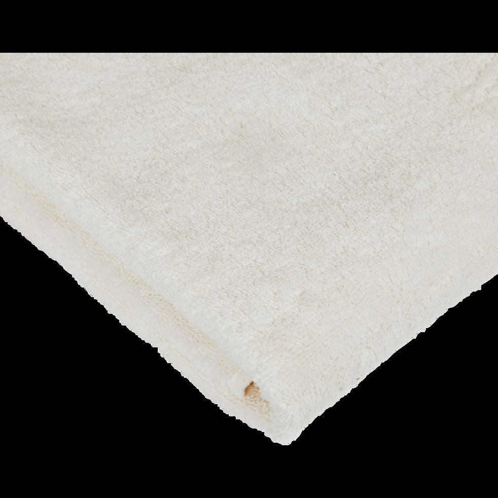 Serviette de bain 50x90cm blanc ventoux-AMBIN