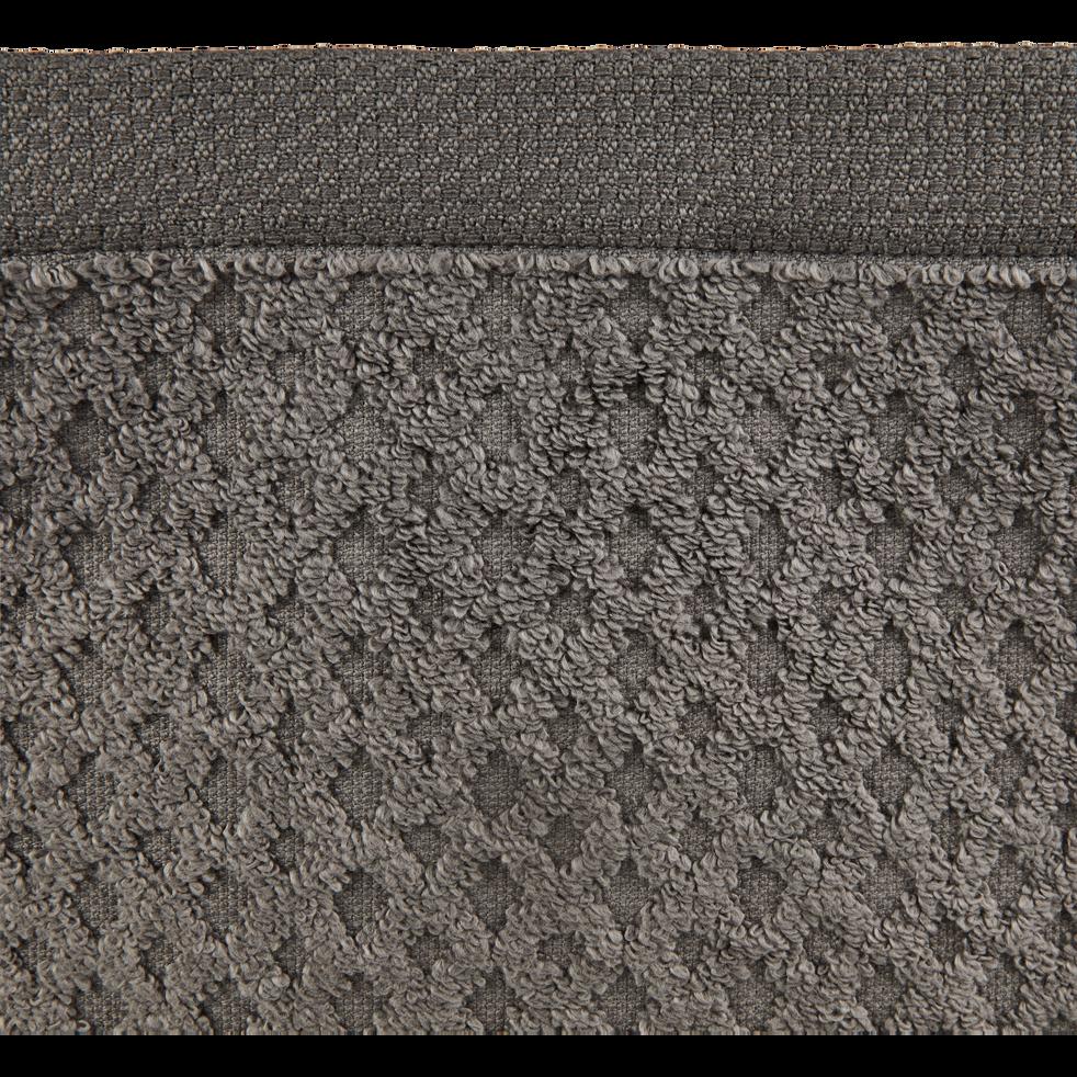 Lot de 2 gants en coton gris restanque-ETEL