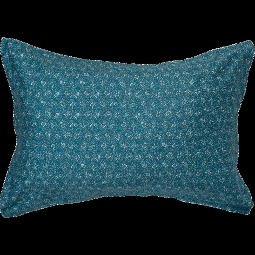 lot de 2 taies d 39 oreiller en satin motif fleurs de jasmin plusieurs tailles soun 50x70 cm. Black Bedroom Furniture Sets. Home Design Ideas