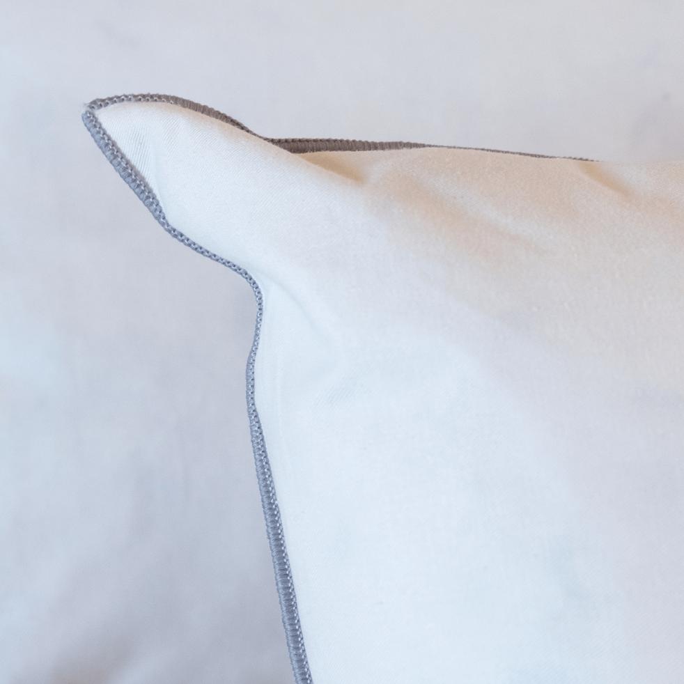 Oreiller naturel anti-acariens - 45x70 cm-Mëa