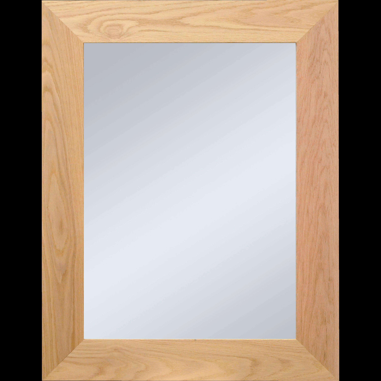 Miroir En Chêne 69x89cm EMBRUN