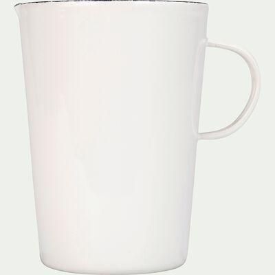 Verre doseur blanc 1L-AUNA