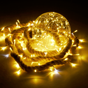 Guirlande lumineuse LED en corde 300cm-ZAG