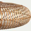 Suspension en bambou D60xH18cm-ELEANA