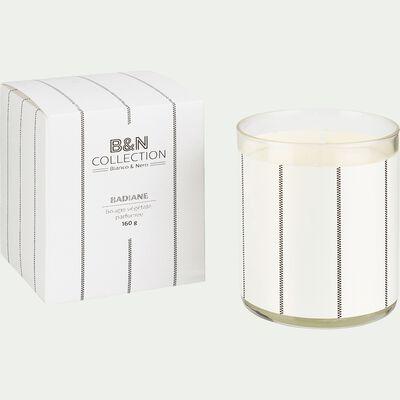 Bougie parfumée senteur Bois de Cade 160g-BADIANE