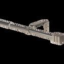 Tringle extensible en aluminium 170 à 300cm-Detroit