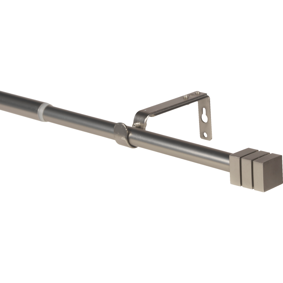 Tringle extensible en aluminium 170 à 300cm-Detroit