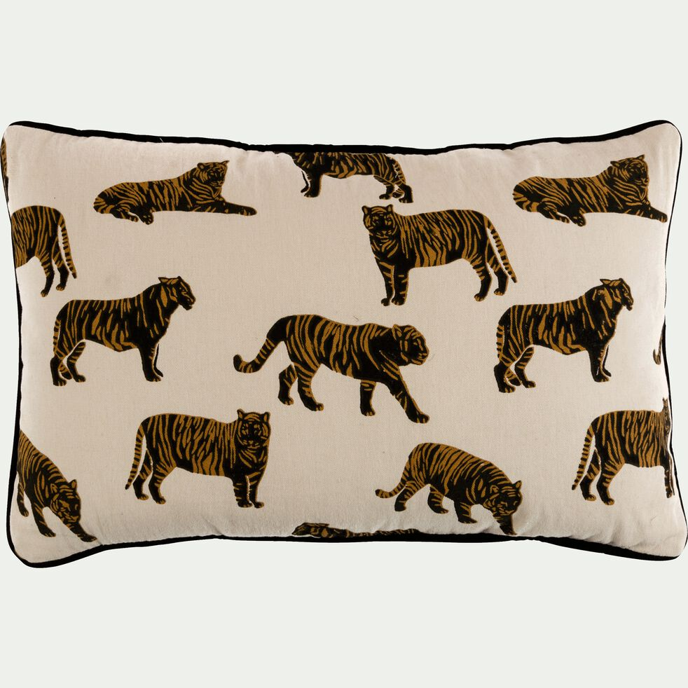 Coussin tigre 40x60 cm-ANTHEOR