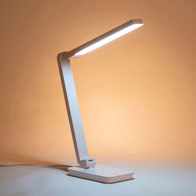 Lampe à poser LED tactile blanche-TORI