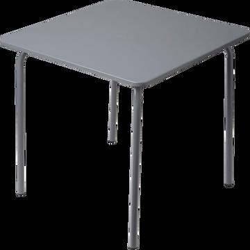 Table de jardin pour enfant gris-COTIA