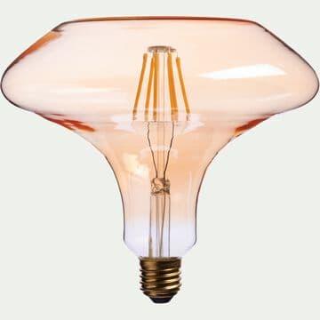 Ampoule décorative LED - D19cm culot E27-SOUCOUPE