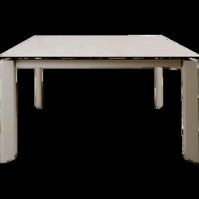 fbfa1ef8b0b7e1 Table à rallonge et extensible   Table de repas, de salle à manger à ...