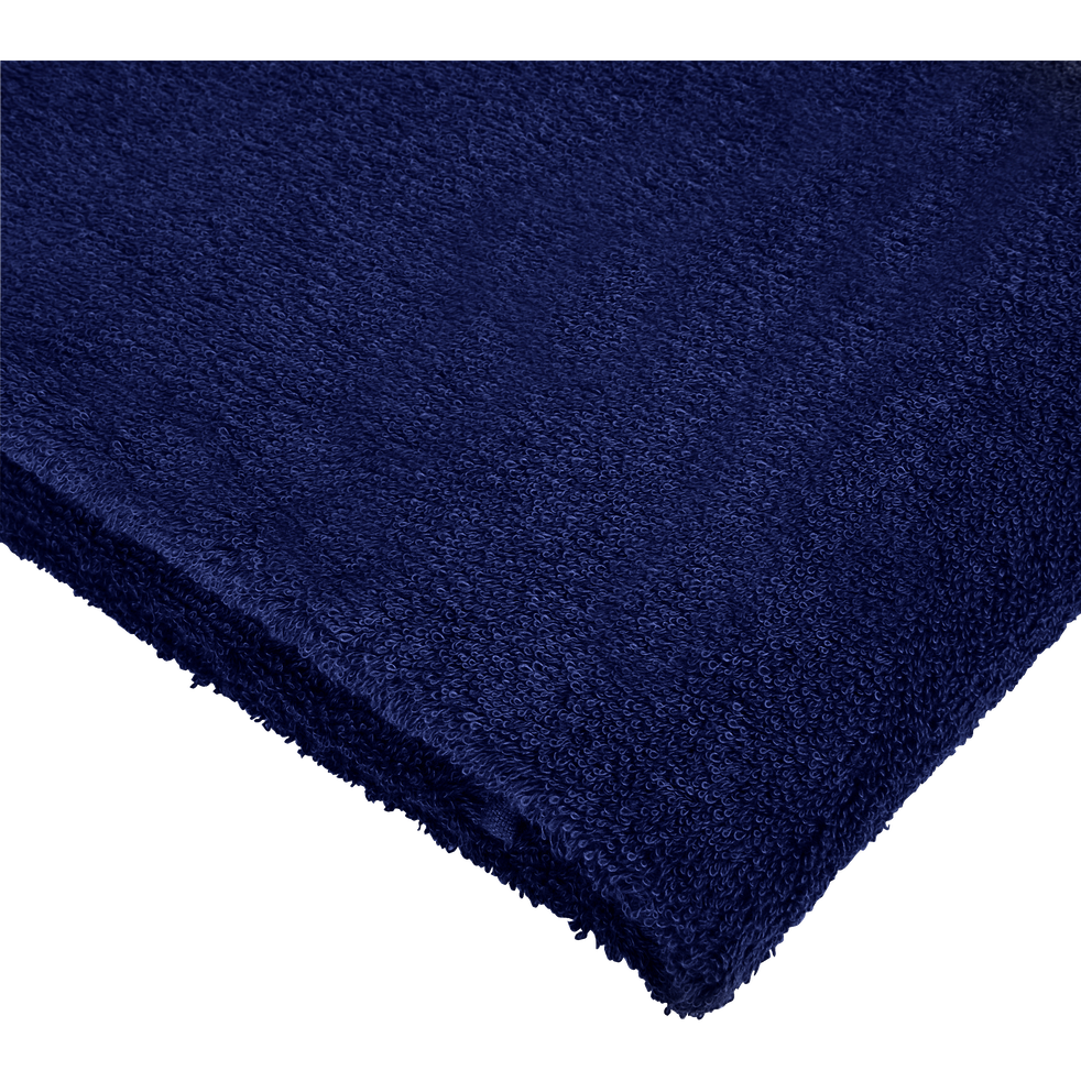 drap de bain 100x150cm bleu myrtre arros 100x150cm serviettes de toilettes alinea. Black Bedroom Furniture Sets. Home Design Ideas