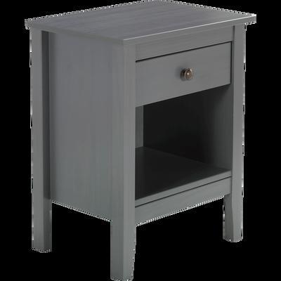 table de chevet tables de nuit alinea. Black Bedroom Furniture Sets. Home Design Ideas