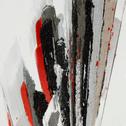 Toile peinte à la main 30x30cm-Build 2