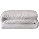 Housse de couette en lin Blanc capelan-VENCE