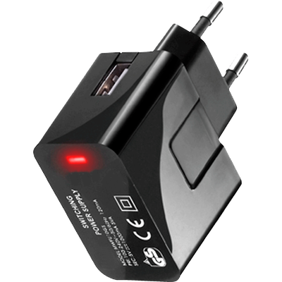 Chargeur USB universel noir-CHARGEUR