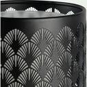 Brume diffuseur de parfum en métal noir lumière - 100ml-BRUME