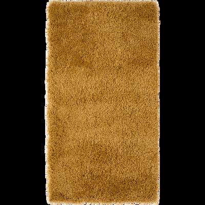 Descente de lit à poils longs beige nèfle 60x110cm-KRIS