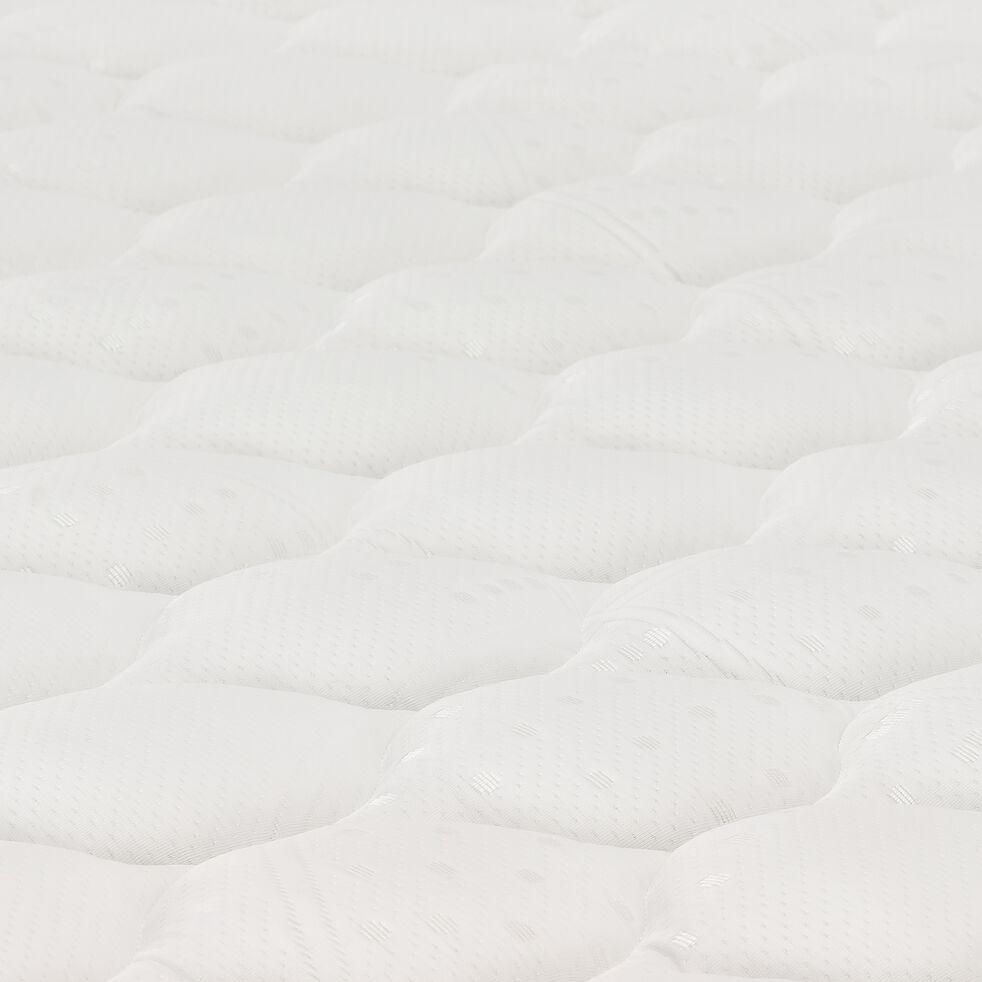 Matelas alvéolaire en mousse haute densité et écolatex h22cm - 140x190cm-MAENA