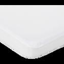 Protège matelas 60x120cm imperméable en coton-Nina