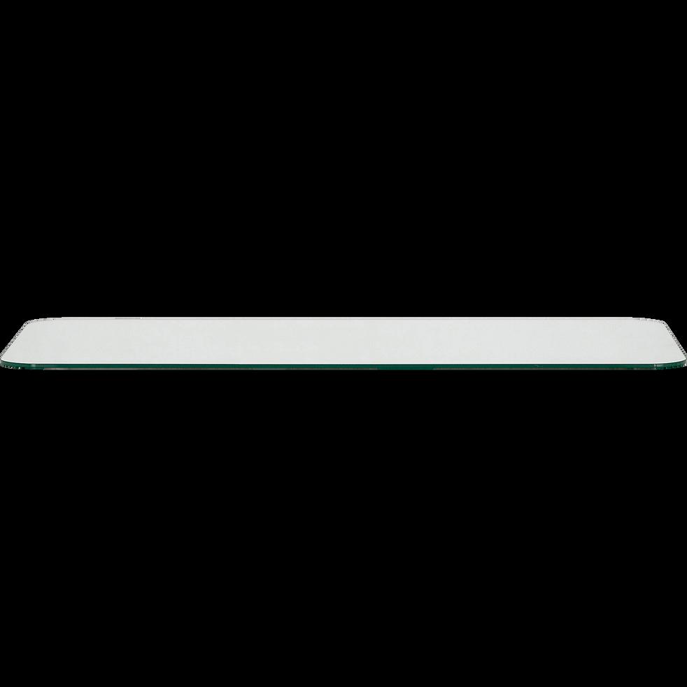Plateau en verre trempé 150x75cm-ARCAN