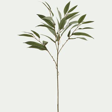 Branchage artificiel manguier - vert H74cm-MANGUE